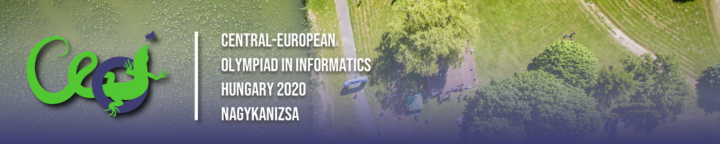 CEOI 2020 | Central-European Olympiad in Informatics