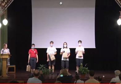 Program of the closing ceremony