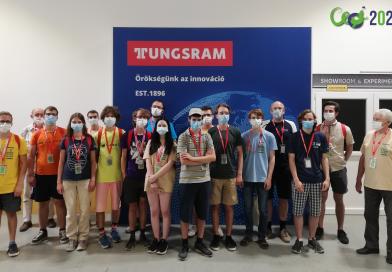 Tungsram factory visit