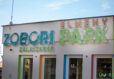 Amusement Park in Zalaszabar